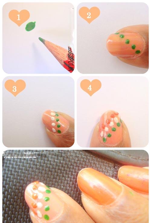 10 cách làm móng xinh cực kỳ đơn giản - 2
