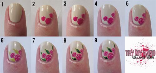 10 cách làm móng xinh cực kỳ đơn giản - 4