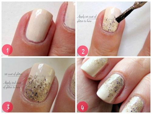 10 cách làm móng xinh cực kỳ đơn giản - 9