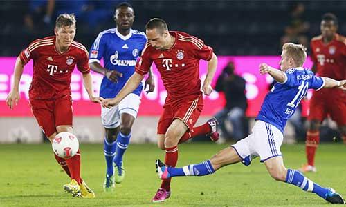 Bayern – Schalke: Nối tiếp ác mộng - 1