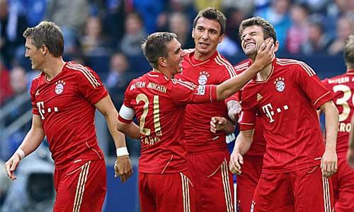 Bayern – Schalke: Nối tiếp ác mộng - 2
