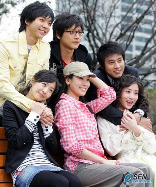 Nghịch cảnh những cô dâu nhí phim Hàn - 6