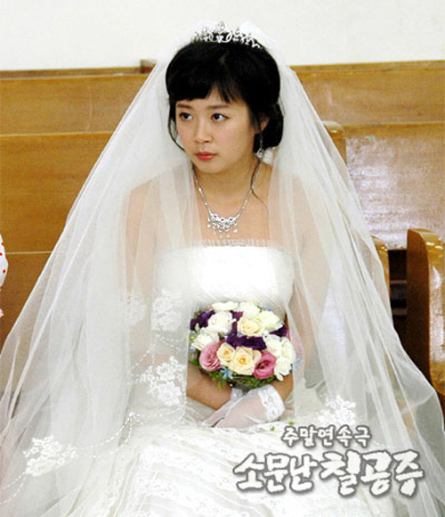 Nghịch cảnh những cô dâu nhí phim Hàn - 5