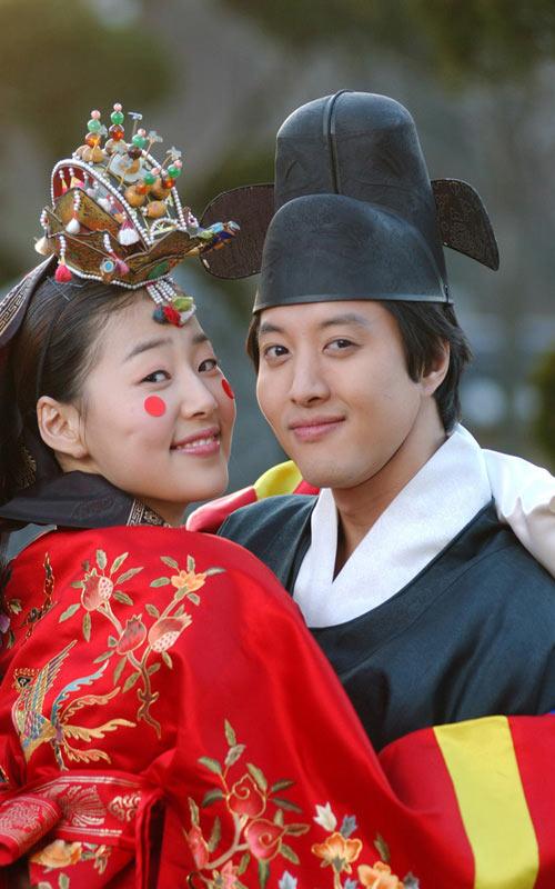 Nghịch cảnh những cô dâu nhí phim Hàn - 4