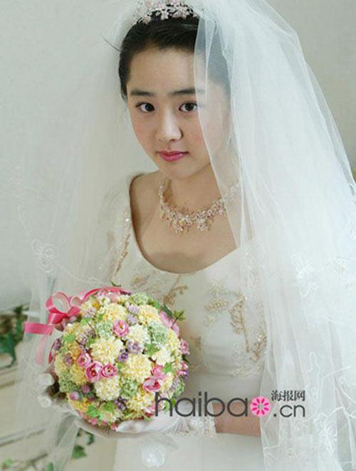 Nghịch cảnh những cô dâu nhí phim Hàn - 1