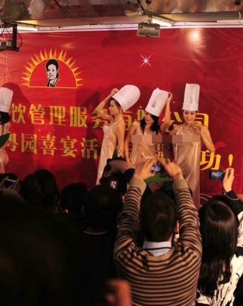 3 kiểu khai trương chỉ có ở Trung Quốc - 2