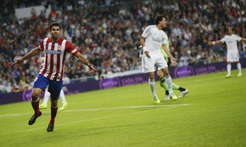 Derby Madrid: Ronaldo đọ tài cùng Costa - 1