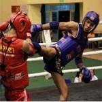Thể thao - Cuộc đấu không khoan nhượng trên sàn Muay