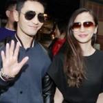Phim - Huỳnh Hiểu Minh tặng bạn gái xế sang 7 tỷ