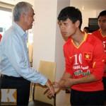 Bóng đá - U19 VN không được đá xấu kiểu như Đình Đồng