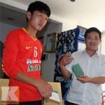 """Bóng đá Việt Nam - U19 VN được tặng """"bí kíp"""" khi đi Châu Âu"""