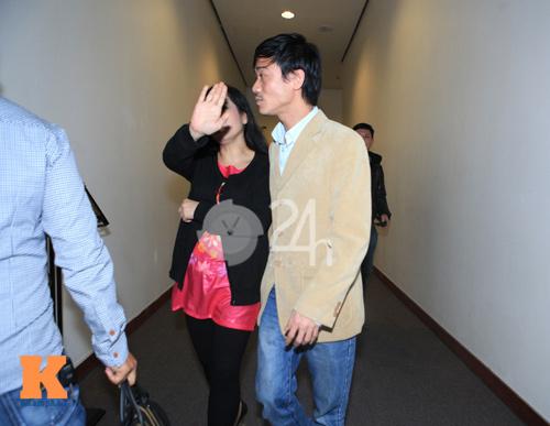 Thanh Thanh Hiền, Chế Phong công khai tình cảm - 2