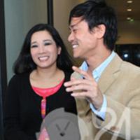 Thanh Thanh Hiền, Chế Phong công khai tình cảm