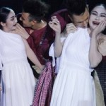 Ca nhạc - MTV - Ốc Thanh Vân giả ma, dọa giám khảo bỏ chạy
