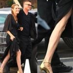 Phim - Đôi chân Angelina Jolie lại thành tâm điểm