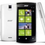 Acer chưa có ý định gia nhập thị trường Windows Phone