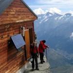 Du lịch - Nơi trú ẩn chênh vênh trên sườn núi Thụy Sĩ