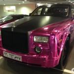"""Ô tô - Xe máy - Rolls-Royce Phantom độ """"quái dị"""""""
