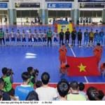 Bóng đá - Khai mạc giải Futsal toàn quốc năm 2014