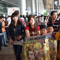 Sẽ mở rộng sân bay Tân Sơn Nhất