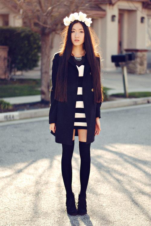 Gu thời trang của cô nàng yêu nghệ thuật - 15