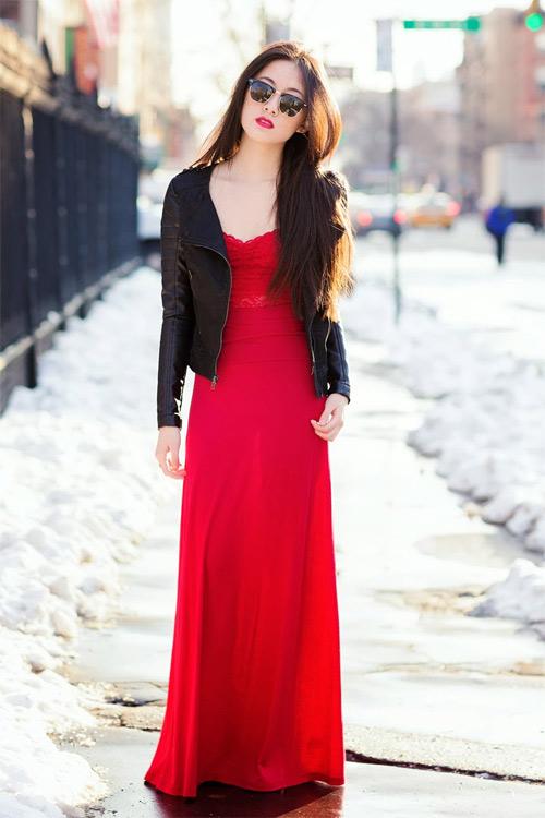Gu thời trang của cô nàng yêu nghệ thuật - 2
