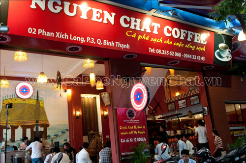 Cà phê sạch của NGUYEN CHAT COFFEE lên ngôi - 4
