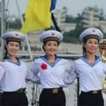 Ca nhạc - MTV - Xinh như mộng dàn nhạc nữ hải quân Triều Tiên