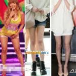 Làm đẹp - Những đôi chân xấu xí của mỹ nhân kim chi