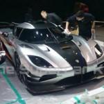 Ô tô - Xe máy - Koenigsegg One:1 đã có mặt tại Geneva kèm giá khủng