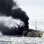 Tin tức trong ngày - Nổ bình gas trên tàu, 7 người thương vong