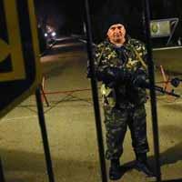 Cựu Tổng thống Ukraine cầu cứu quân đội Nga