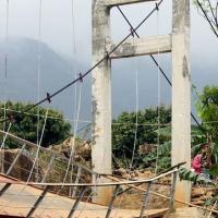 Khẳng định mới về trụ cầu bị nghi làm bằng gạch
