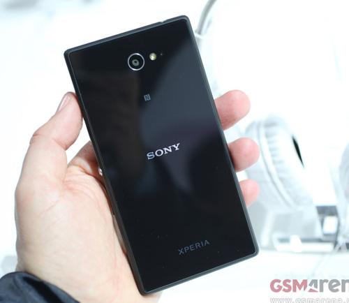Công bố giá Sony Xperia M2 - 3