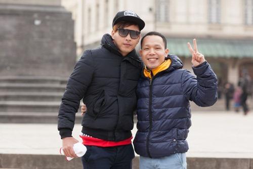 """Hồ Quang Hiếu tung MV tình yêu """"xuyên không"""" - 13"""