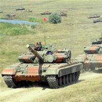 Tương quan lực lượng quân đội Nga và Ukraine