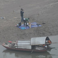 HN: Phát hiện xác chết nổi gần cầu Vĩnh Tuy