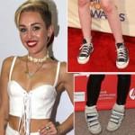 Thời trang - Xem sao mang giày vải bình dân lên thảm đỏ