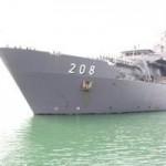 Tin tức trong ngày - Hải quân Việt Nam - Singapore diễn tập chung