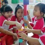Giáo dục - du học - Cấm dạy ngoại ngữ cho trẻ mầm non: Giáo viên lo