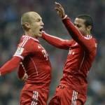 Bóng đá - Kiểm soát bóng: Barca số 2, Bayern số 1