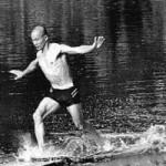 Thể thao - Hư thực khinh công võ Thiếu Lâm