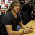 Bóng đá - Puyol nói lời chia tay Barca