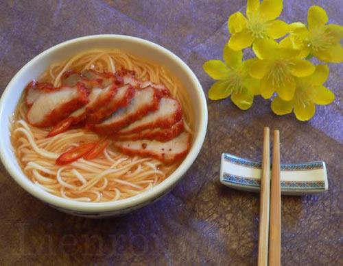4 món mì gốc Hoa quen thuộc của Sài Gòn - 4