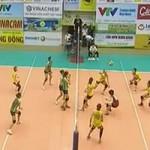 Thể thao - VTV Bình Điền thắng dễ tuyển trẻ bóng chuyền Việt Nam