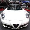 Alfa Romeo 4C Spyder bảnh chọe tại Geneva