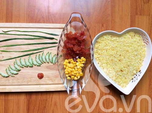 8-3: Chồng đoảng rang cơm ngon cho vợ - 6
