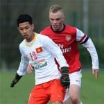 Bóng đá - Phía Arsenal ca ngợi U19 Việt Nam