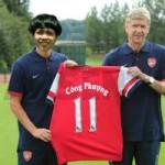 Bóng đá - Ảnh chế: Wenger mua Công Phượng thay Giroud