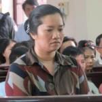 An ninh Xã hội - Tuyên tử hình vợ bí thư xã giết người